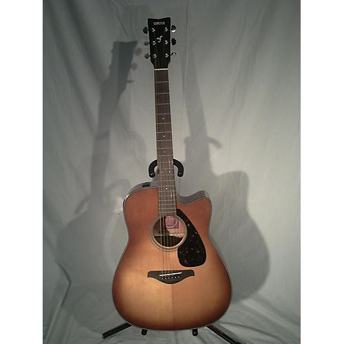Yamaha Fgx700c Acoustic Electric Guitar