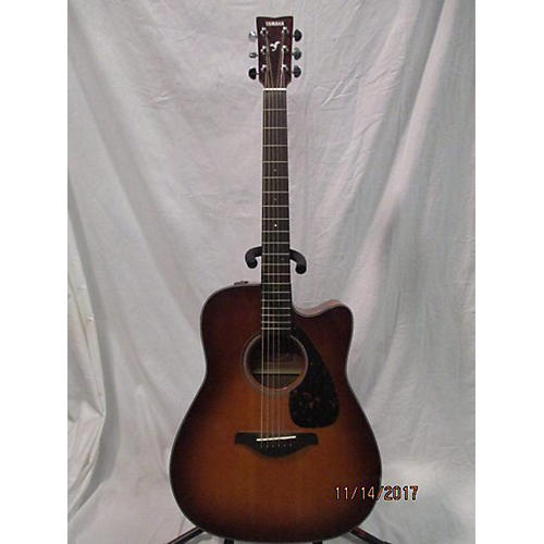Yamaha Fgx70sc Acoustic Guitar