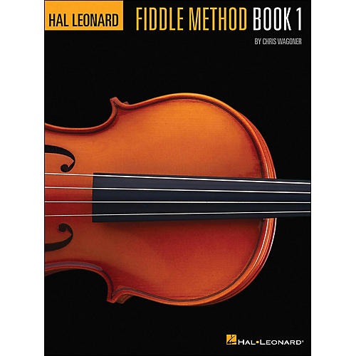 Hal Leonard Fiddle Method Book 1
