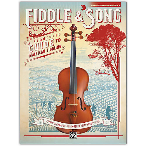 Alfred Fiddle & Song, Book 1 Piano Acc. Book Intermediate
