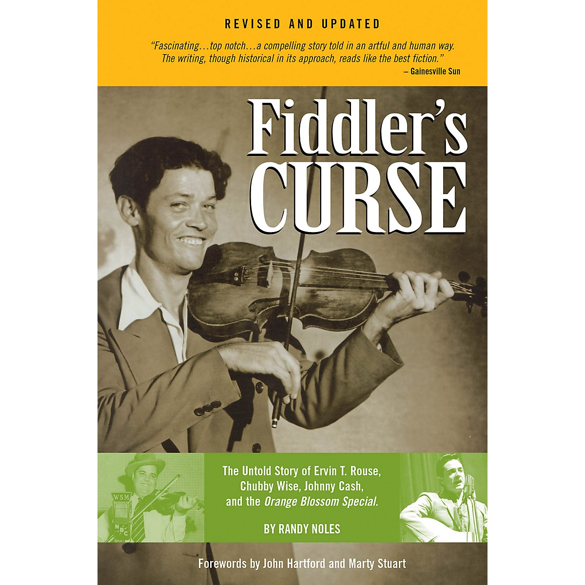 Centerstream Publishing Fiddler's Curse - Revised and Updated Fiddle Series Softcover Written by Randy Noles