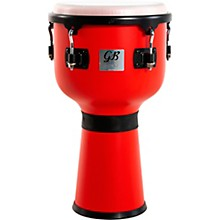 Fiesta Colored Djembe Cherry Bomb