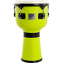 Fiesta Colored Djembe Lime Crush