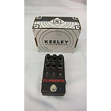 Keeley Filaments High Gain Distortion Effect Pedal