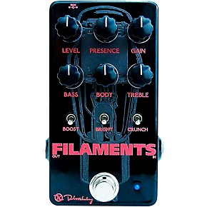 keeley filaments high gain distortion effects pedal guitar center. Black Bedroom Furniture Sets. Home Design Ideas