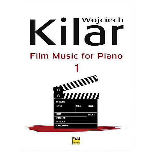PWM Film Music for Piano - Volume 1 PWM Softcover Composed by Wojciech Kilar Edited by Michal Jakub Papara
