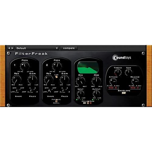 Soundtoys FilterFreak Native V4 Software Download