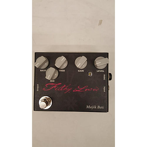 Majik Box Filthy Lucre Effect Pedal
