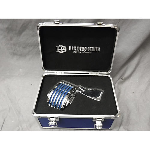 Heil Sound Fin W/led Light Dynamic Microphone