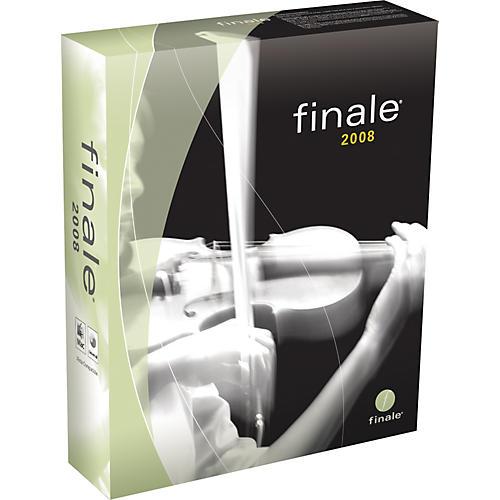 Finale Finale 2008 Retail