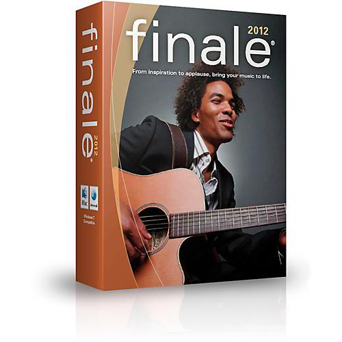 Finale Finale 2012 Academic