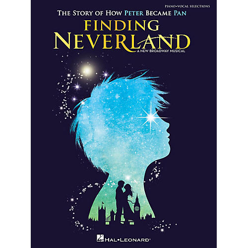 Hal Leonard Finding Neverland (The Story of How Peter Became Pan) Vocal Selections