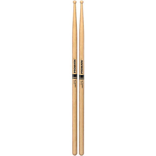 Promark Finesse 718 Hickory Small Round Wood Tip