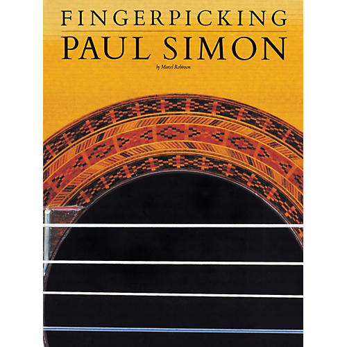 Music Sales Fingerpicking Paul Simon Music Sales America Series Softcover Performed by Paul Simon
