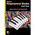 SCHAUM Fingerpower« Etudes Lev 3 Educational Piano Series Softcover thumbnail