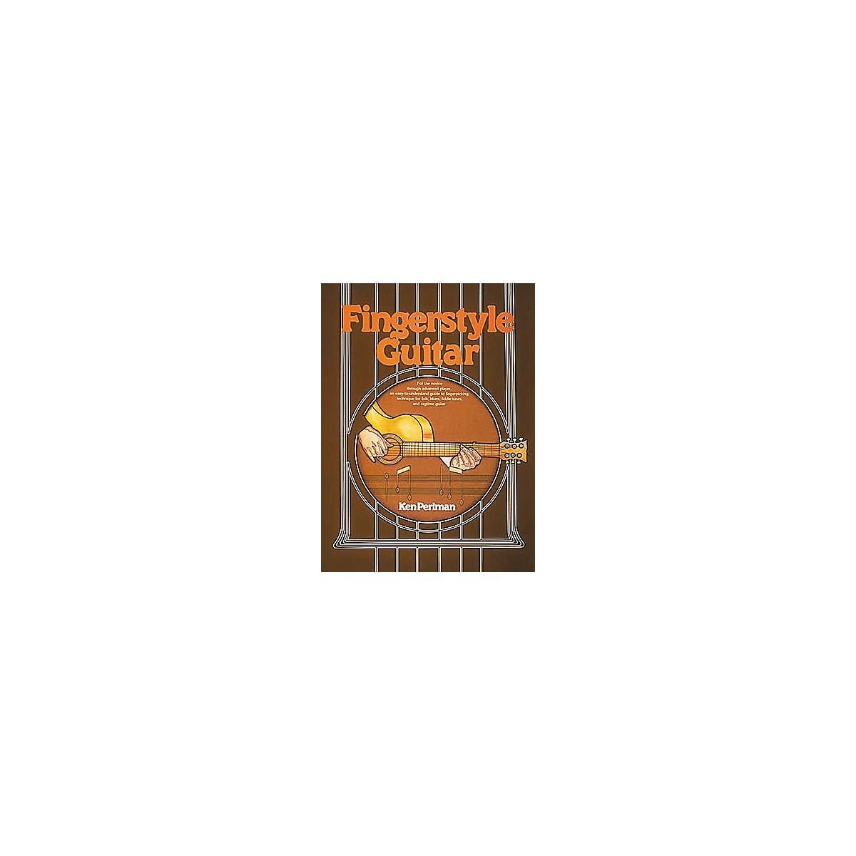 Centerstream Publishing Fingerstyle Guitar Book