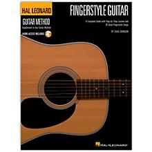 Hal Leonard Fingerstyle Guitar Method - Stylistic Supplement To The Hal Leonard Guitar Method (Book/Online Audio)