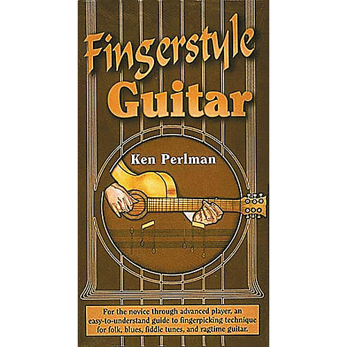 Centerstream Publishing Fingerstyle Guitar (VHS)