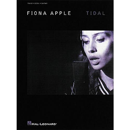Hal Leonard Fiona Apple Tidal Piano, Vocal, Guitar Book