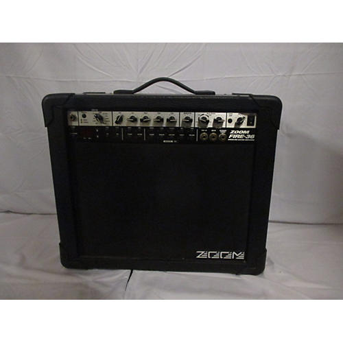 Zoom Fire-36 Guitar Combo Amp