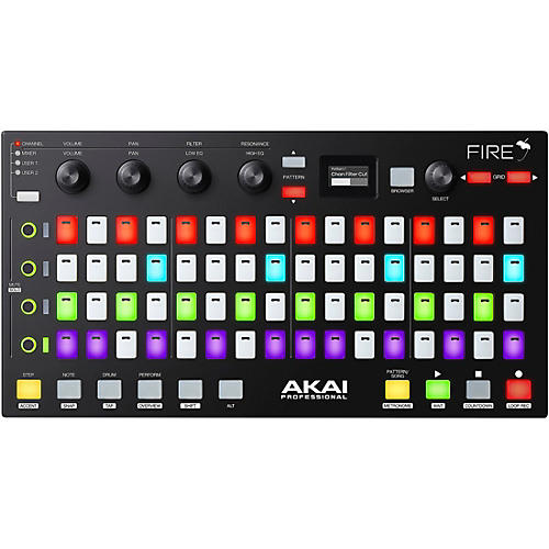 Akai Professional Fire FL Studio Controller