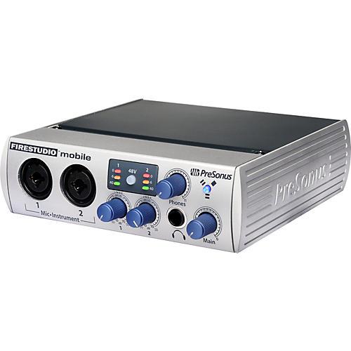 Presonus FireStudio Mobile 10x6 FireWire Recording System