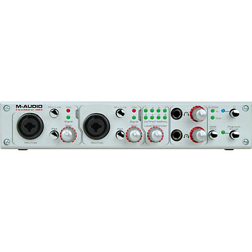 M-Audio FireWire 410 Computer Recording Interface