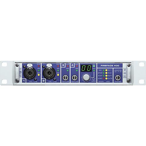 RME Fireface 400 FireWire Audio Interface