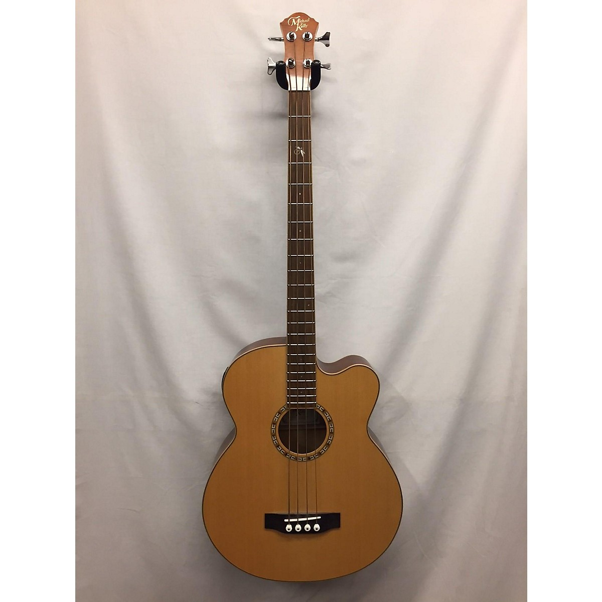 Michael Kelly Firefly 4NA Acoustic Bass Guitar