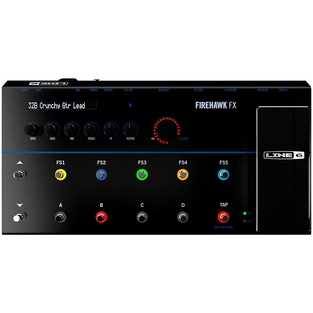Line 6 Firehawk FX Guitar Multi-Effects