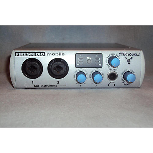Presonus Firestudio Mobile Audio Interface