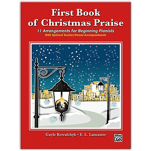 Alfred First Book of Christmas Praise Elementary