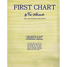 Criterion First Chart Criterion Series Softcover Written by Van Alexander