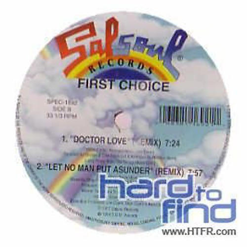 Alliance First Choice - Doctor Love/Let No Man Put Asunder