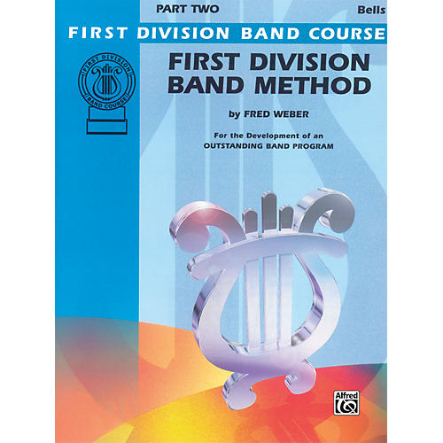 Alfred First Division Band Method Part 2 Bells