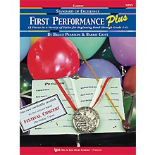 KJOS First Performance Plus 1st/2nd Bflat Clarinet Book