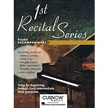 Curnow Music First Recital Series (Piano Accompaniment for Euphonium B.C/T.C.) Curnow Play-Along Book Series