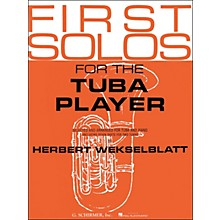 G. Schirmer First Solos for Tuba Player