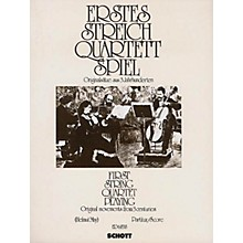 Schott First String Quartet Playing Score Schott Series