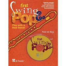 De Haske Music First Swing & Pop (Play with a Real Band!) De Haske Play-Along Book Series