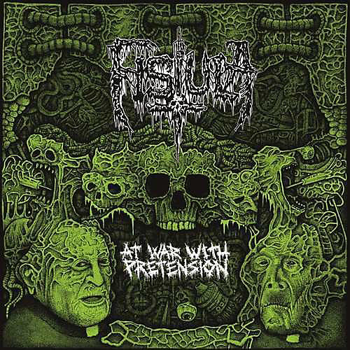 Alliance Fistula - At War With Pretension