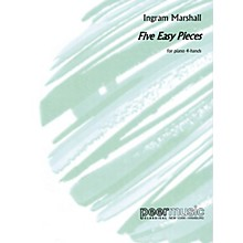 Peer Music Five Easy Piano Pieces (for Piano 4-Hands) Peermusic Classical Series