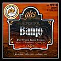 GHS Five String Banjo Light Strings thumbnail