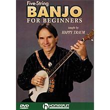Homespun Five String Banjo for Beginners (DVD)