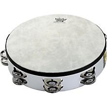 Fixed-Head Tambourine Black 10 in.