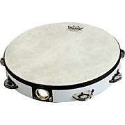 Fixed Head Tambourines White 6