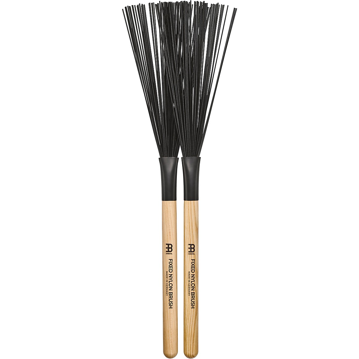 Meinl Stick & Brush Fixed Nylon Brushes