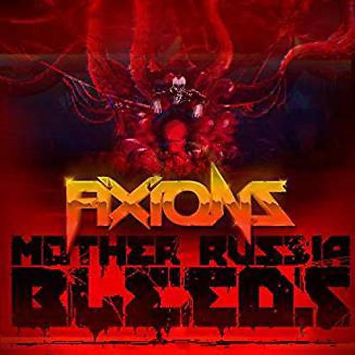 Alliance Fixions - Mother Russia Bleeds (Original Soundtrack)