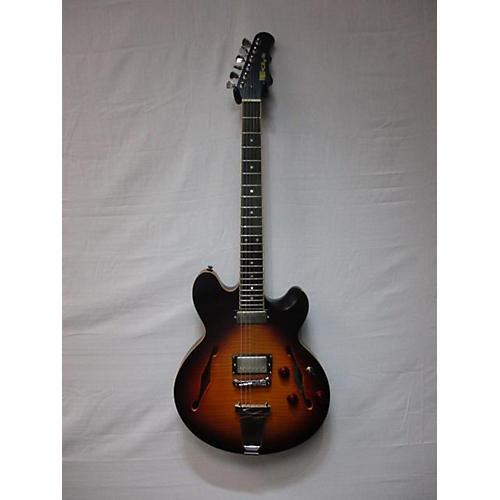 Fret-King Fkv3hgg Hollow Body Electric Guitar
