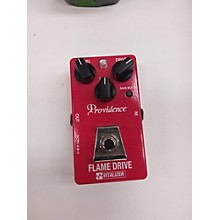 Providence Flame Drive Vitalizer Effect Pedal